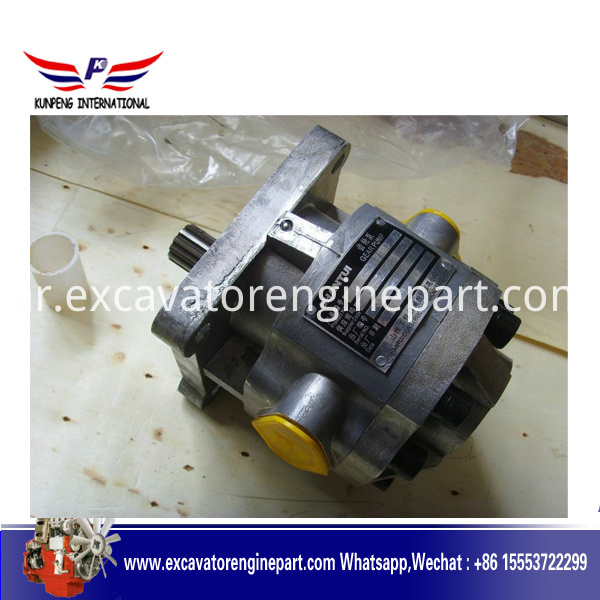 Xcmg Loader Spare Parts Transmission Pump 07433 71103