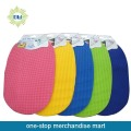 Wholesale colorful Oval placemat
