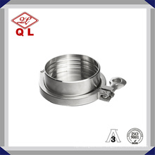 Sanitary Stainess Steel Union Ferrule Tri-Clamp Set