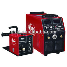 MIG Co2 Gas-Schutzleiter Schweißer