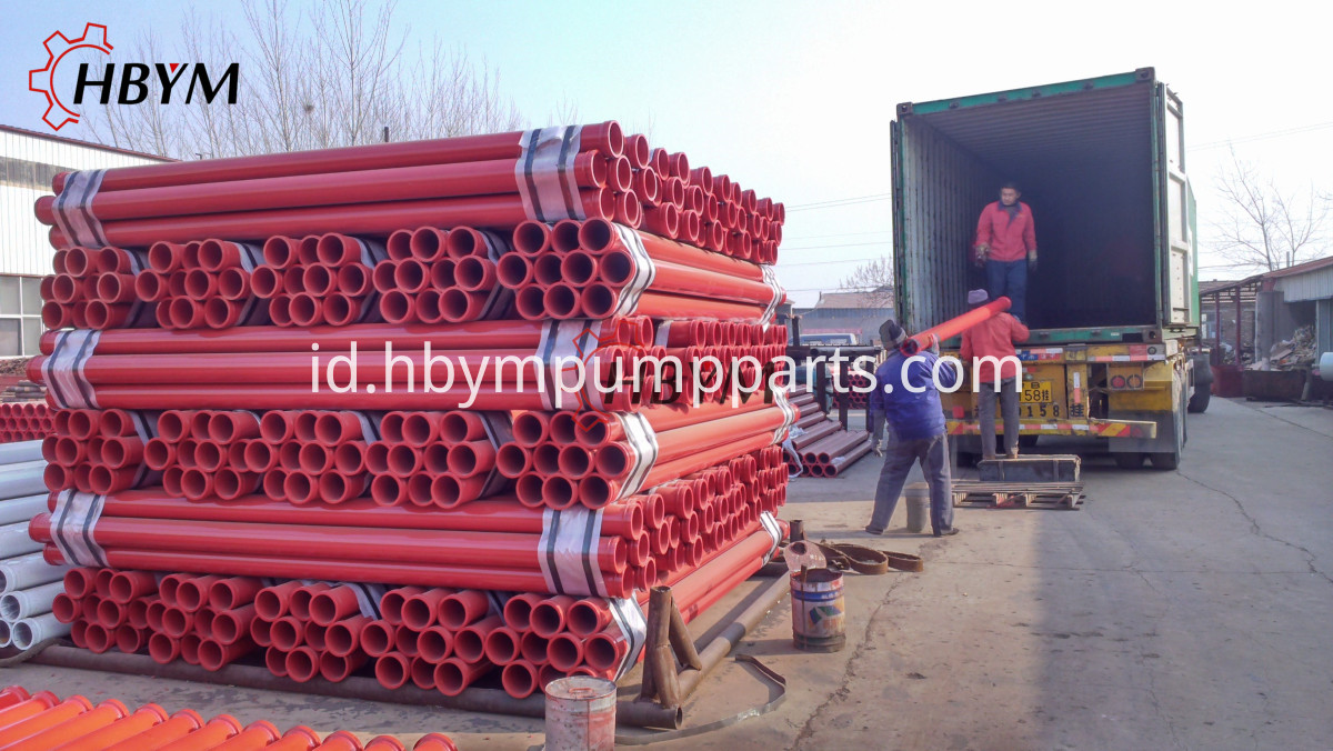 concrete pump pipe 2
