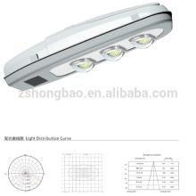 HB-078 Projekt Solar LED Straßenleuchten Preis mit BridgeLux 60w 5000K Outdoor-LED-Beleuchtung