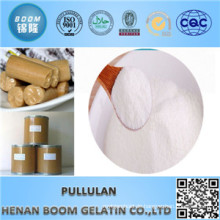 Heißer Verkauf weißes Pulver Pullulan für Candy Coating