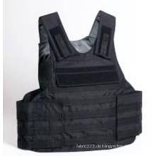 NIJ Iiia Aramid kugelsichere Weste für Verteidigung