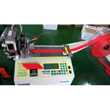 Automatic Tape Cutting Machine 45 Degree Angle