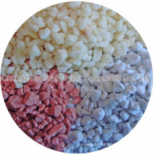 Dry Granulating complete equipment for formula fertilizers for DAP