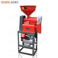 DAWN AGRO Mini-Reismühle Maschinenfräs-Siebanlage