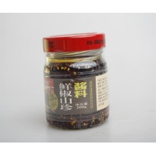 Fresh pepper three precious sauce 200 g