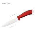 Profession ceramic kitchen knife set
