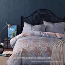 Красивый дизайн разогнать матовый микрофибры ткань для постельные принадлежности лист с большим ценой