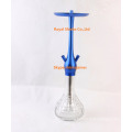 new design luxury aluminum shisha