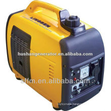 Portable and silent gasoline generator