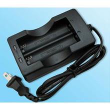 Chargeur rechargeable standard en Amérique du Nord pour 2 piles PCS 18650