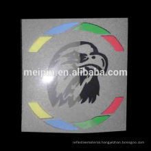 Reflex Color Heat Transfer Vinyl Logo/ mark For Garment, T-shirt, Clothes