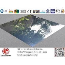 Black Mirror Aluminium Composite Panels