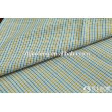 Heißer Verkauf Mode 100% Baumwolle Garn gefärbt Shirting Fabric