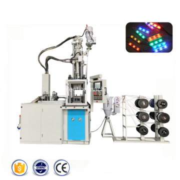 Machine de moulage par injection de module de lumière RVB LED