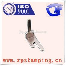 ISO9001 Китай электрические принадлежности для частей реле, левый контактный штырь