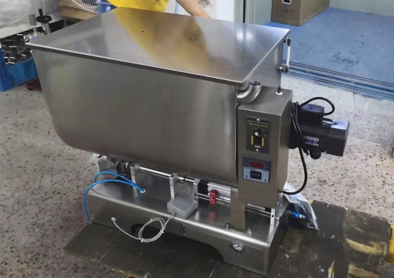 chili paste filling machine2