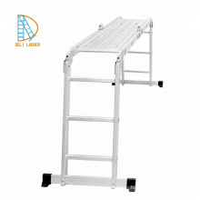 Aluminum Combination Step Ladders