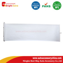 Rolling Window Sunshades For Vehicle