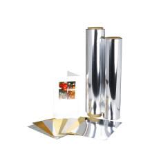 Металлизированная полиэфирная пленка / металлизированная полупропиленовая пленка / металлизированная пленка