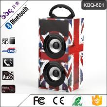 BBQ KBQ-601 10W 600mAh Bluetooth Mini DJ Speaker