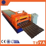 High Cost-performance Step Roof Tile Cold Roll Making Machine