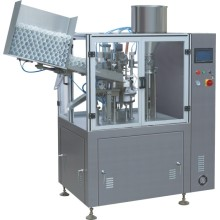 Zalven & crèmes tube vulling en seal machine