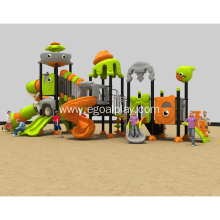Good Quality for Future World Series Kids Fun Play Playground Slide System supply to Marshall Islands Factory