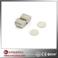 N52 Rare Earth Magnet Dc Motor Permanent Magnet
