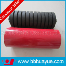 Impact Roller with Rubber Ring for Conveyors