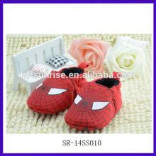 SR-14SS010 nettes Art und Weise neues Babykleinkind beschuht Porzellan preiswerte weiche Babyschuhe Freizeit-Segeltuch preiswerte Babyschuhe