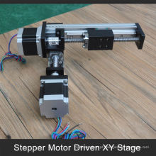 aceite a fase transversal xy da corrediça paypal para o braço industrial do robô