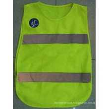 High Visibility Safety Waistcoat with En 20471 for Roadway