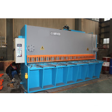 Machinery Solution Mvd Hot Product QC12y-12X6000 Hydraulic Swing Beam Shear