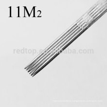 long taper textured tattoo needle with Gamma Sterilized