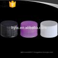 20/410 China manufacturers custom screw thread plastic bottle cover