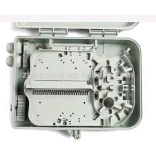 Наружная настенная распределительная коробка для волоконно-оптического кабеля с 8/12 жилами, распределительная коробка из пластмассы, распределительная коробка для оптических распределительных коробок