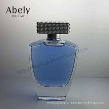 Garrafa de perfume de Design de moda de preço de fábrica com polimento
