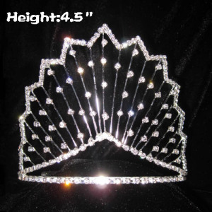 Crystal Diamond Queen Pageant Crowns