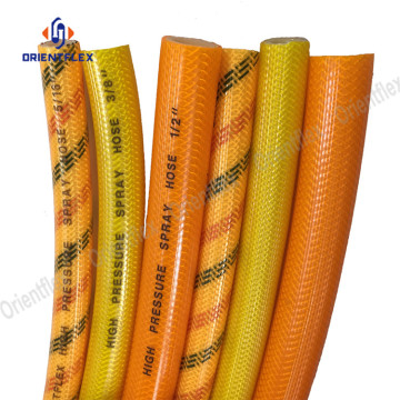 Flexible Plastic PVC Power Sprayer Hose