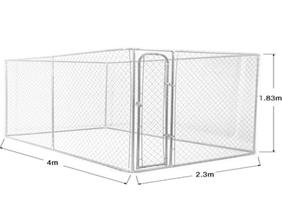 Dog Outdoor Exercise Cage