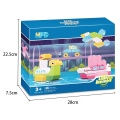 Funny Learning Building Blocks Toy Set