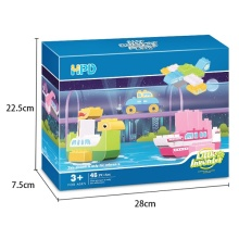 Divertido aprendizaje Building Blocks Toy Set