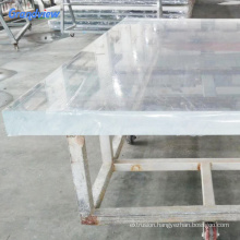 30mm - 100mm thick transparent thermoformed acrilco pmma plexiglass clear acrylic