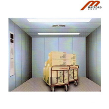 Machine Room Freight Elevator of Hydraulic Lift