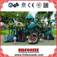 Outdoor Spielplatz Plastik Spielplatz Kinder Spielplatz