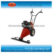 Mini hand push grass cutting equipment small agricultural machinery