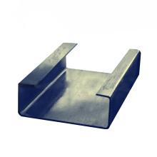 iron C bar hot rolled steel channel bar
